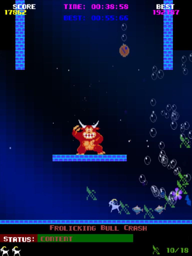 An underwater Kongotaur.