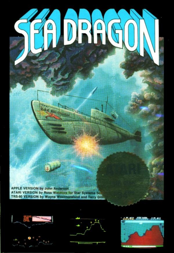 Sea Dragon cover