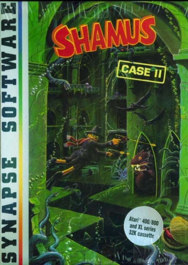 Shamus Case 2